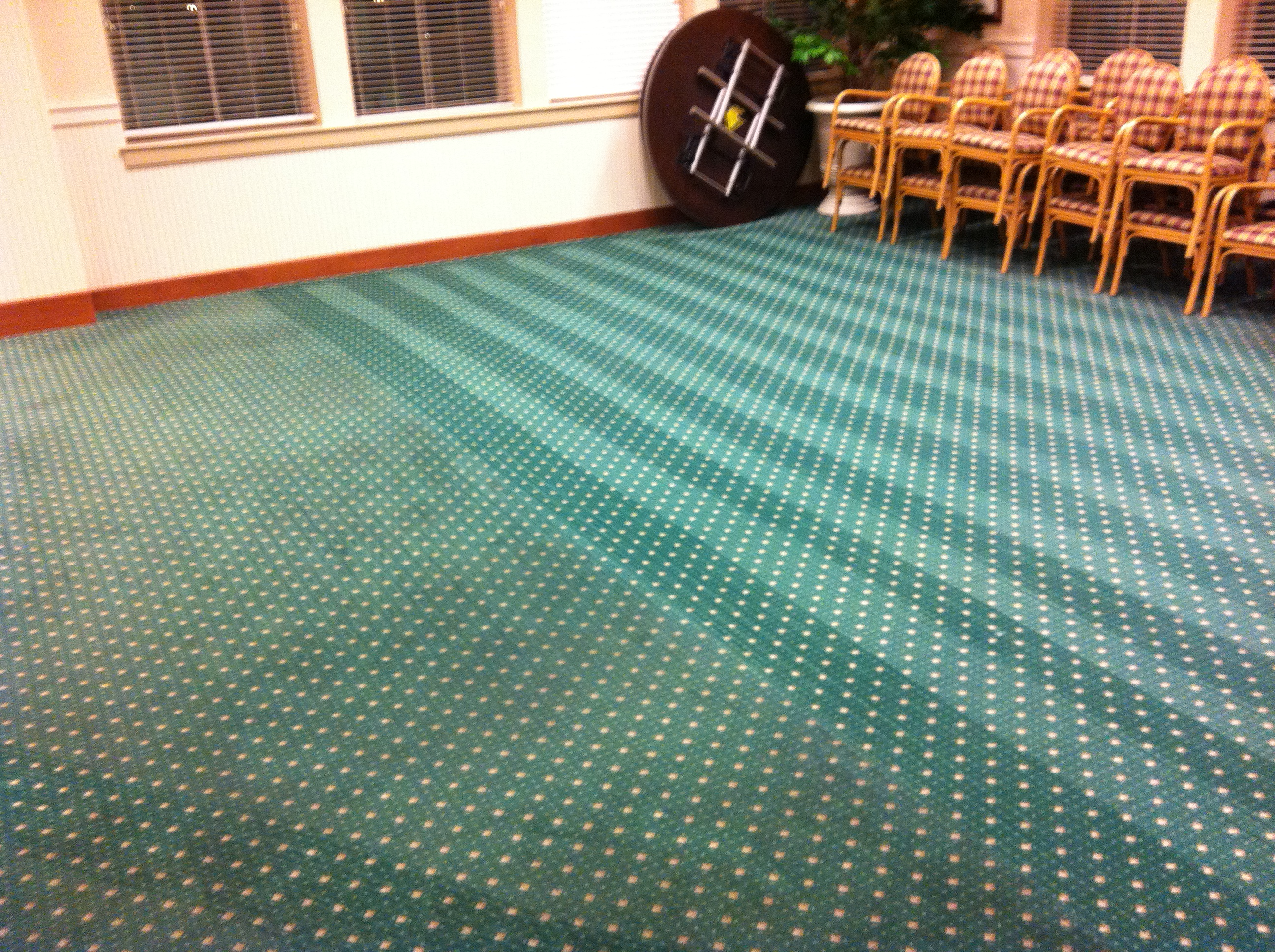 Commercial Carpet Before Amp After