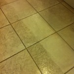 Tile & Grout (Before & After)