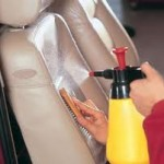 Interior Leather Cleaning & Conditioning