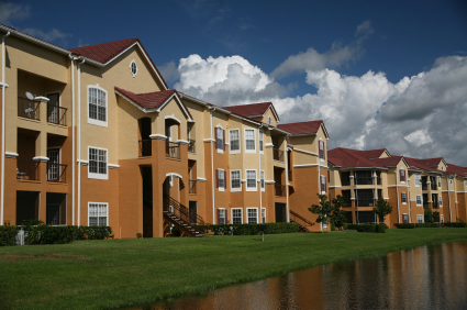 Apartment Complex multifamily and apartment complex cleaning