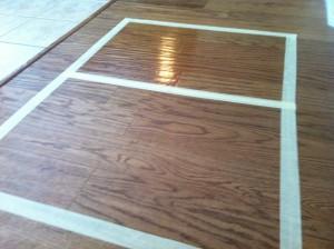 Hardwood Floors Clean Amp Rejuvenate Before Amp After