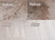 Bad Coffee Stain Removal