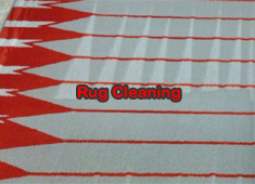 Rug Cleaning North, Texas